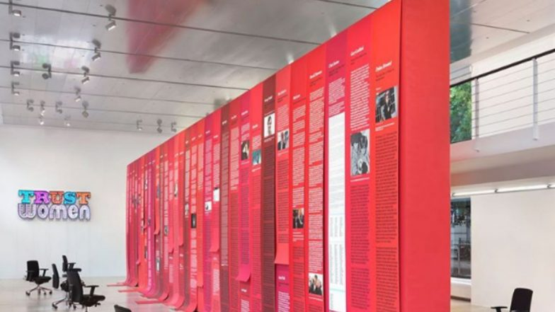 #MeToo Art Installation in New York Involves Survivors' Images Without Consent, Social Media Slams Artist Andrea Bowers