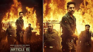 Article 15 Movie: Review, Cast, Box Office, Budget, Story, Trailer, Music of Ayushmann Khurrana Film