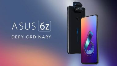Asus 6Z Launching Today in India; Watch Live Streaming of Asus' New Flagship Smartphone Launch Event