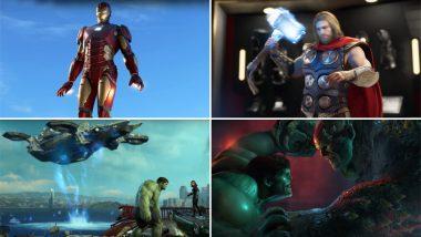 Marvel's Avengers Video Game Teaser Revealed