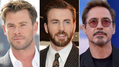 Teen Choice Awards 2019 Complete Nominations List: Avengers: Endgame Stars Chris Hemsworth, Chris Evans, Robert Downey Jr Compete for Best Action Actor Category