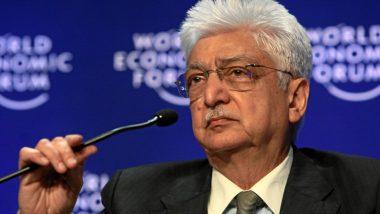 AzimPremjitoRetireAs Wipro Chairman, Son Rishad to Take Over