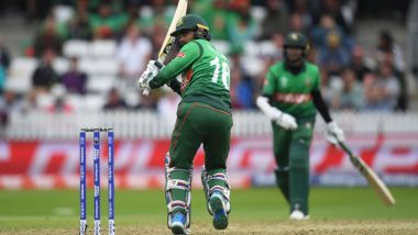 West Indies vs Bangladesh, ICC CWC 2019 Match Results and Report: Shakib Al Hasan, Liton Das Help Bangladesh Chase Down 321 Against Windies