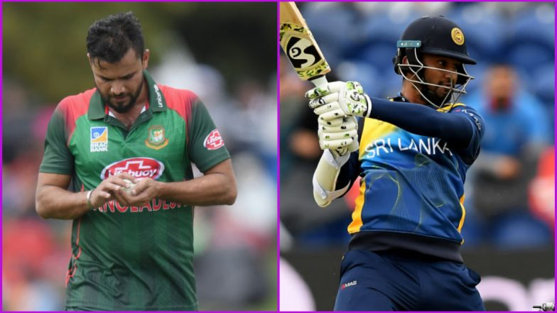 Bangladesh vs Sri Lanka Betting Odds: Free Bet Odds, Predictions and Favourites During BAN vs SL in ICC Cricket World Cup 2019 Match 16