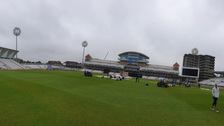 Nottingham Weather Update: Gloomy Conditions, Rain Forecast Ahead of India vs New Zealand CWC19 Match at Trent Bridge