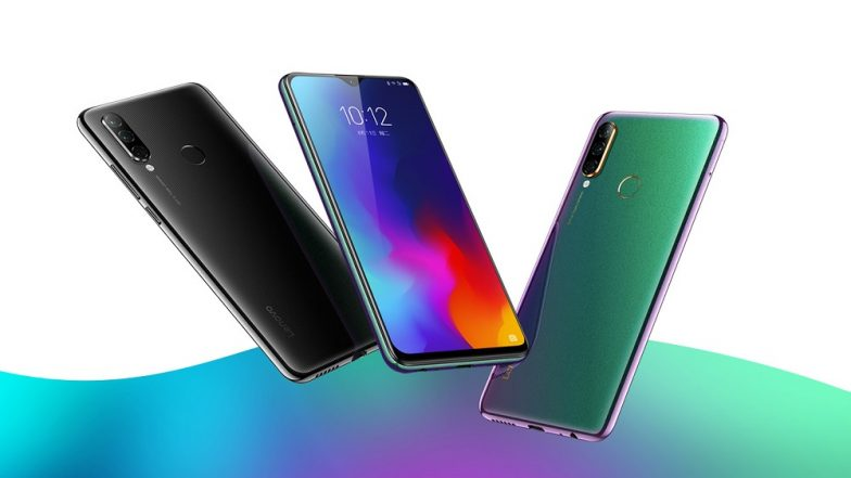 Lenovo Z6 Smartphone To Feature 6.39-inch OLED Display With Waterdrop Notch: Report