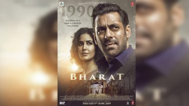 BharatBoxOfficeCollection Day 1: Salman Khan's Newest Release Becomes His Biggest Opener Ever