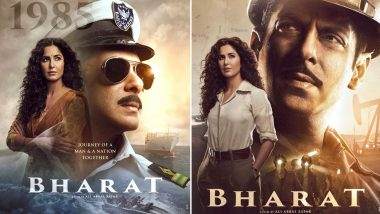 Bharat Film Fan Review: Salman Khan and Katrina Kaif Starrer Gets a Thumbs Up From Fans