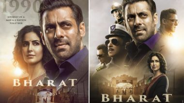 Bharat Box Office Collection Day 2: Salman Khan and Katrina Kaif's Film Scores Big on Thursday as Well, Mints Rs 73.30 Crore