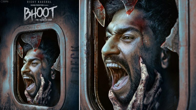 Vicky Kaushal's Bhoot-Part One: The Haunted Ship Teaser to Come Out Tomorrow on Friday the 13th?