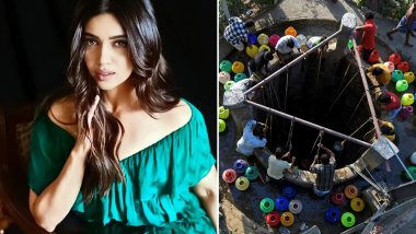 Rainwater Harvesting by This Surat Society Is a Great Example During Present Water Crisis Situation in India; Actress Bhumi Pednekar Shares Video