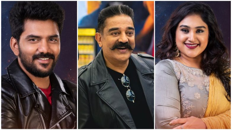 Bigg Boss Tamil Season 3 Full List of Contestants: Madhumitha, Kavin