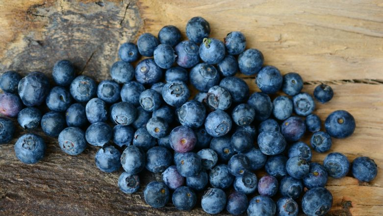 Eat Blueberries a Day to Keep the Doctor Away! One Cup of the Fruit per Day Reduces Risk of Heart Disease, Says Study