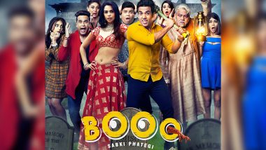 Booo – Sabki Phategi Trailer Out! Tusshar Kapoor – Mallika Sherawat's Horror-Comedy Series Promises a Laugh Riot (Watch Video)