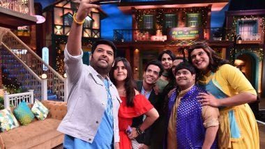 The Kapil Sharma Show: Ekta Kapoor, Tusshar Kapoor and Mallika Sherawat Add To The Humour Quotient of the Show!