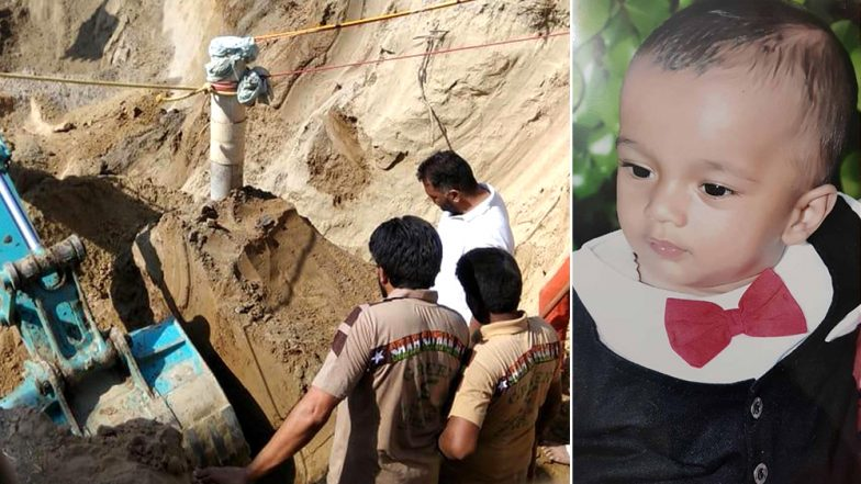 Fatehveer Singh, Trapped in 150-Feet Deep Borewell in Punjab's Sangrur, Turns 2 Today, Rescue Operation Near Completion