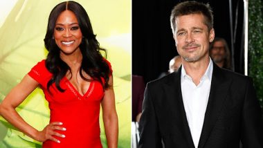 Robin Givens Refutes Her Affair Rumours With Brad Pitt