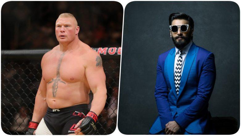 Paul Heyman, WWE Star Brock Lesnar's Advocate Threatens to Sue Ranveer Singh For Blatantly Plagiarising His Catchphrase! Read Angry Tweet