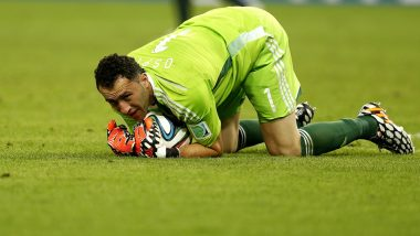 David Ospina, Colombian Goalkeeper, Leaves Copa America 2019 Squad to Be With Ailing Father