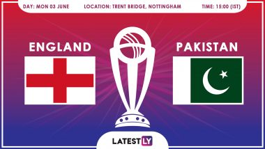 England vs Pakistan, ICC Cricket World Cup 2019 Match Preview: PAK Eye Comeback Against Fired-Up ENG