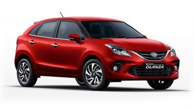 Toyota Glanza 2019 Hatchback Launched in India; Prices Start From Rs 7.22 Lakhs