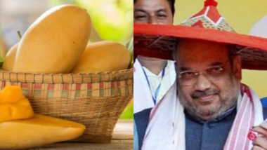 'Amit Shah Mango' Now Available in Market, Get ready to Taste New Variety of Fruit Named After Home Minister of India