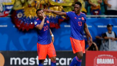 Colombia vs Paraguay, Copa America 2019 Live Streaming & Match Time in IST: Get Telecast & Free Online Stream Details of Group B Football Match in India