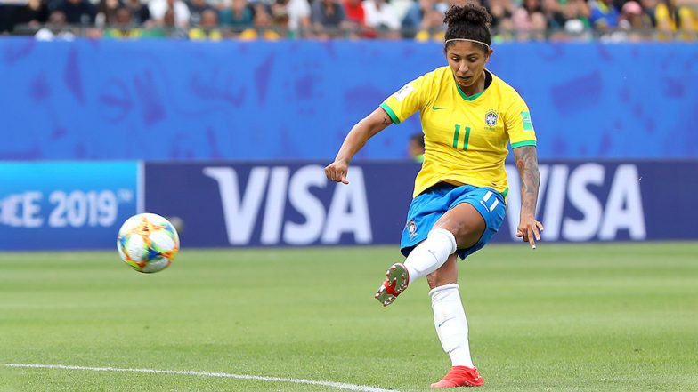 Australia vs Brazil, FIFA Women's World Cup 2019 Live Streaming: Get Telecast & Free Online Stream Details of Group C Football Match in India