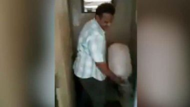 Idli Vendor in Mumbai Uses Toilet Water From Railway Station To Make Food; FDA Orders Probe After Video Goes Viral
