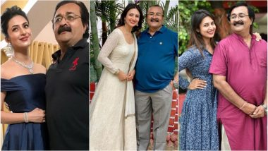Happy Father's Day 2019: Divyanka Tripathi Dahiya's Wish For Her Papa Will Melt Your Hearts!