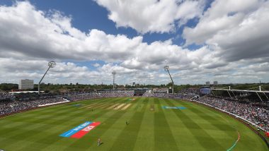 Edgbaston Cricket Ground in Birmingham to Become COVID-19 Testing Centre