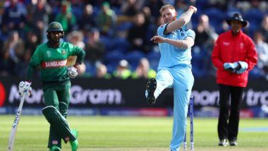 England vs Bangladesh, ICC CWC 2019 Match Result and Report: Hosts Register Impressive Win Over BAN After Jason Roy Ton