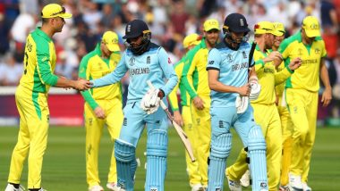 Australian Police Trolls England Cricket Fans on Twitter After ICC Cricket World Cup England vs Australia 2019 Match