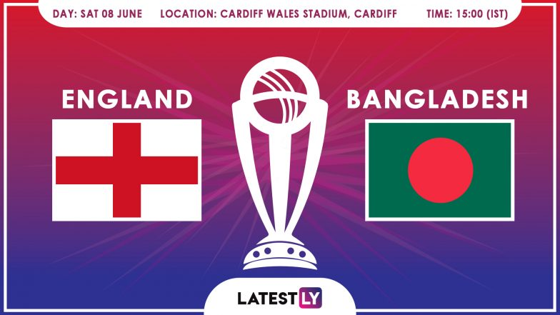 England vs Bangladesh, ICC Cricket World Cup 2019 Match Preview: ENG Aim to Bounce Back Against BAN