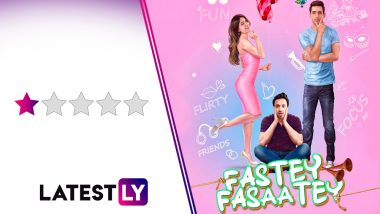 Fastey Fasaatey Movie Review: Karishma Sharma's Comedy Traps You in Sheer Boredom