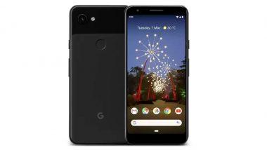 Google Pixel 3a, Pixel 3a XL Deals: Get Rs 4,000 Instant Discount Online Through Flipkart