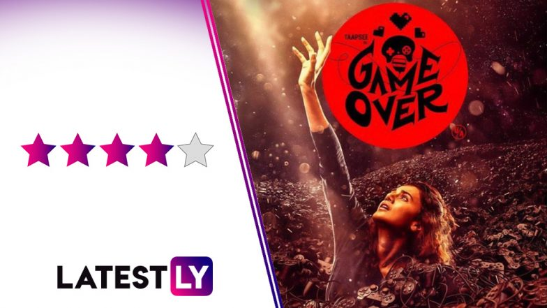 Game Over Movie Review: Taapsee Pannu's Bravura Act Wins You Over in This Immensely Innovative Horror Thriller