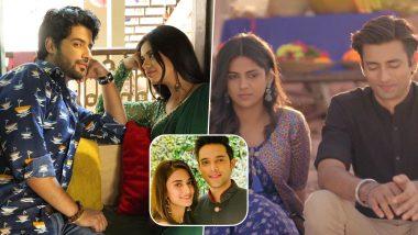 After Parth Samthaan - Erica Fernandes, Gathbandhan's Abrar Qazi - Shruti Sharma and Pyaar Ke Papad ActorsAashay Mishra and Swarda Thigale Rumoured to be Dating In Real Life