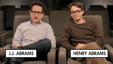 Father-Son Duo JJ Abrams and Henry to Work on Marvel's Miniseries Based on Spider-Man Comic Book - Watch Video