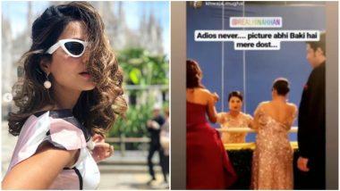 Hina Khan to Return To Kasautii Zindagii Kay 2 as Komolika? View Picture!