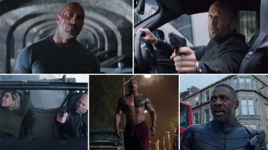 Hobbs Shaw Box Office Collection Day 3 Dwayne Johnson S