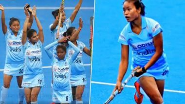Indian Women's Hockey Player LalremSiami Who Played On Despite Father's Death, Returns Home