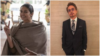 Huma Qureshi Is Hanging Out with Robert Downey Jr in Her Instagram Picture but You Don't Be Jealous