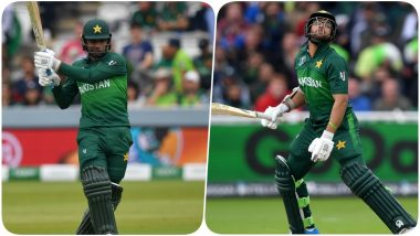 Fakhar Zaman and Imam-Ul-Haq Trolled After Their Early Dismissal During PAK vs NZ, CWC 2019