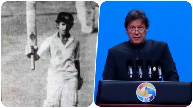 Sachin Tendulkar Mistaken as Imran Khan by Close Aide Naeem Ul Haque: Twitterati Brings in PM Modi to Sarfaraz Ahmed in Vintage Pics and Funny Memes