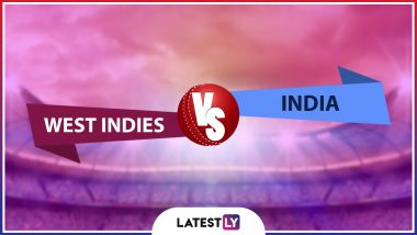 Live Cricket Streaming of India vs West Indies Match on DD Sports, Hotstar and Star Sports: Watch Free Telecast and Live Score of ICC CWC 2019 IND vs WI Clash on TV and Online
