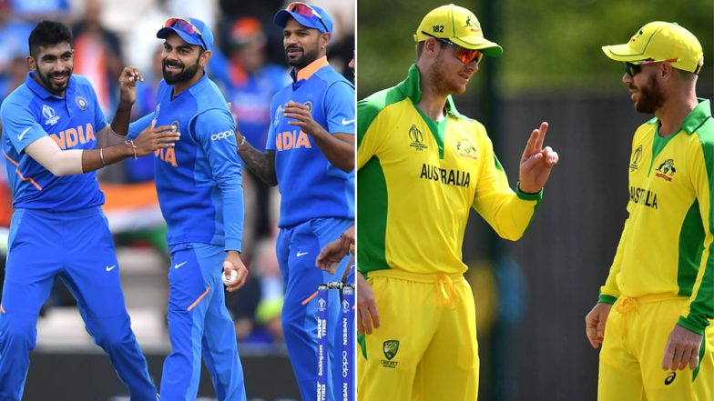 India vs Australia Dream11 Team Predictions: Best Picks for All-Rounders, Batsmen, Bowlers & Wicket-Keepers for IND vs AUS in ICC Cricket World Cup 2019 Match 14