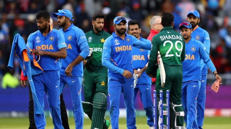 India vs Pakistan ICC CWC 2019 Stat Highlights: Rohit Sharma and Virat Kohli Break Records and Power India to a Comprehensive 89 Run Victory by DLS Method