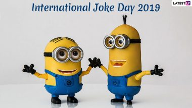 Funny WhatsApp Forwards For International Joke Day 2019: Laugh Out Loud And Share These Hilarious Jokes To Celebrate The Day