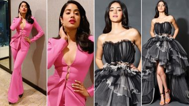 Janhvi Kapoor's Power Dressing or Ananya Panday's Love for Tulle - Whose Fashion Outing Gets Full Marks from You?